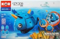 GEOMAG - KOR Tazoo BETO - 68 dílků