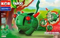 GEOMAG - KOR Tazoo PACO - 71 dílků