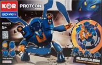 GEOMAG - KOR Proteon BLATTA - 103 dílků