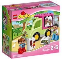 LEGO DUPLO 10586 Zmrzlinářské auto
