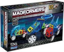 MAGFORMERS R,C Auta 52 dílků