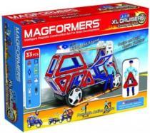 MAGFORMERS XL Cruisers Emergency - Záchranáři