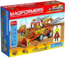 MAGFORMERS XL Cruisers Construction - Stavební auto