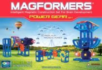 MAGFORMERS Power Gear set 60 dílků