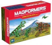 MAGFORMERS Dinosauři 65 dílků