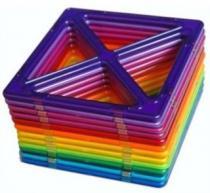 MAGFORMERS Superčtverce 12 kusů