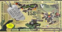 SEVA Army mini - 158 dílků