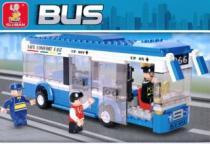 SLUBAN Malý linkový autobus