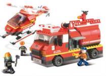 SLUBAN Požární pohotovost