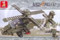 SLUBAN Hind - Útočná helikoptéra