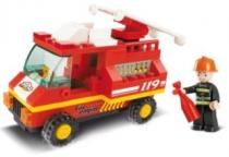 SLUBAN Malé hasičské auto