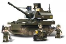 SLUBAN Tank Leopard