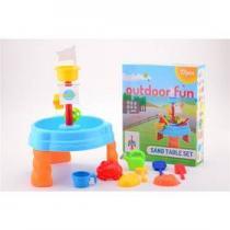 Alltoys Vodní stolek s bábovičkami