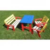 Rojaplast Dětský zahradní nábytek dětský KASIA