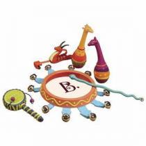 B-toys Sada hudebních nástrojů BToys Jungle Jingles