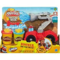Hasbro Play-Doh boomer hasičské auto