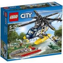 Lego City Police 60067 Pronásledování helikoptérou