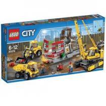 Lego City Demolition 60076 Demoliční práce na staveništi