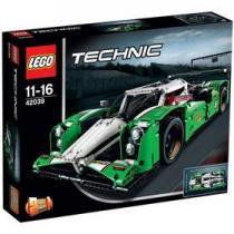 Lego Technic 42039 GT vůz pro 24hodinnový závod