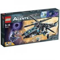 Lego Ultra Agents 70170 UltraCopter vs. AntiMatter