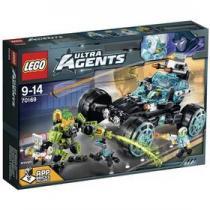 Lego Ultra Agents 70169 Hlídka tajných agentů