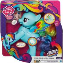 Hasbro My Little Pony skákající rainbow dash CZ