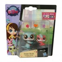 Hasbro Littlest Pet Shop maminka s miminkem zdobitelné