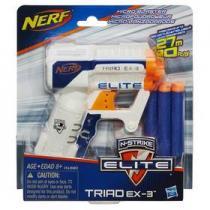 Hasbro NERF Elite s třemi hlavněmi
