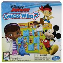 Hasbro Dětská hra Disney junior Hádej kdo?