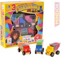 Mindok - 3 náklaďáky