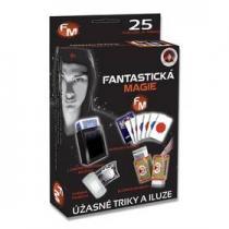 Alltoys Sada kouzel Fantastická magie - triky a iluze