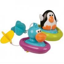 Sassy Natahovací lodička -tučňák