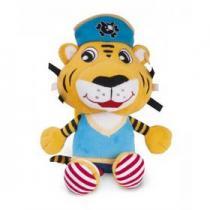 Canpol babies Pirates, plyšový vibrační tygr