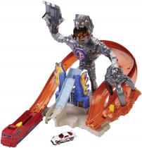 Mattel Hot Wheels Carzilla útočí