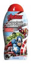 Ep Line Avengers - Sprchový gel a šampón 2v1