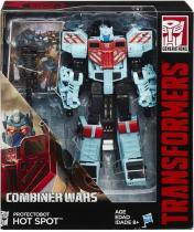 Hasbro Transformers Generations Voyager s doplňky a náhradním vybavením