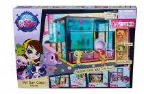 Hasbro Littlest Pet Shop Denní klub hrací set