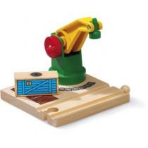 BRIO Jeřáb s magnetickým nákladem