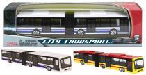 Autobus - 2 druhy