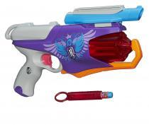Hasbro Nerf N-Rebelle - Špiónská pistole se světlem a šifrováním