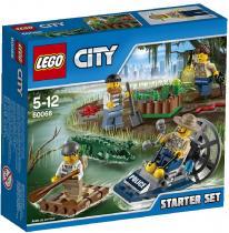 LEGO 60066 Speciální policie - startovací sada