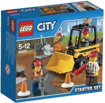 LEGO 60072 Demoliční práce startovací sada