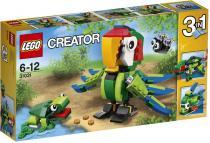 LEGO 31031 Zvířata z deštného pralesa