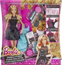 Mattel Barbie třpytivé studio