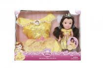 Jakks Pacific Disney princezna a dětské šaty - Bella/Kráska