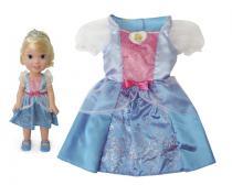Jakks Pacific Disney princezna a dětské šaty - Popelka