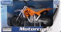 Teama Motocykl 1:12