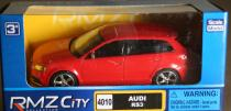 Alltoys CZ Auto 1:43-1:49 AUDI RS3