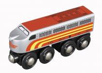 Maxim Lokomotiva - Santa Fe 50489