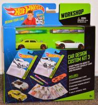 Mattel Hot Wheels design auto